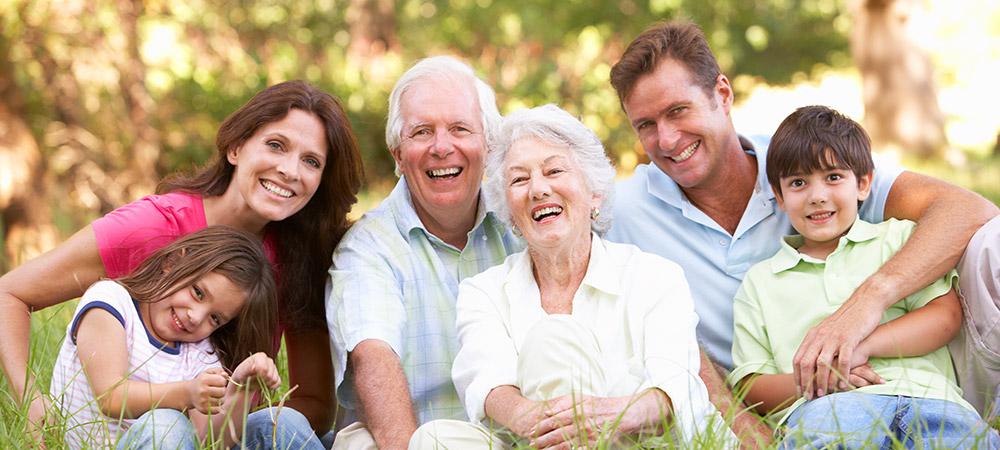 Extended Family with Retirement Plan